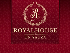 Flash баннер Royal House