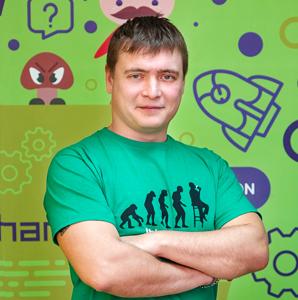 Дмитрий Мязин